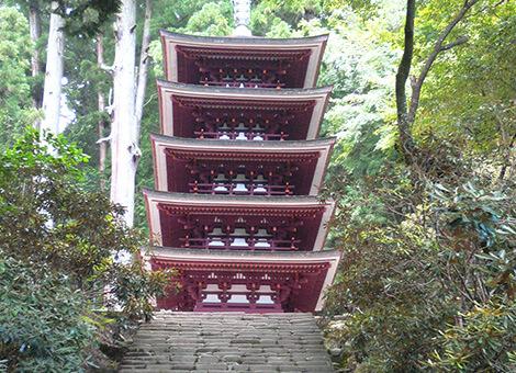 Muro-ji Temple, Mount Koya for Women